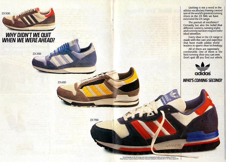 Adidas Shoes Eighties